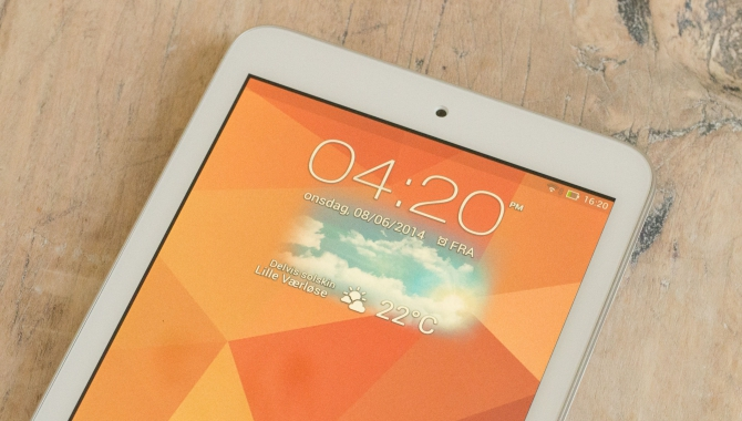 Asus MEMO Pad 8: Solid quad-core power til lavpris [TEST]