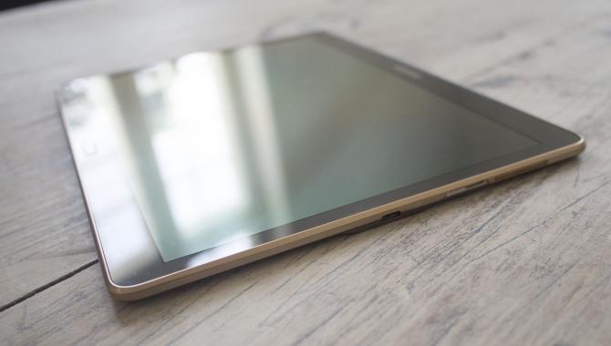 Samsung Galaxy Tab S – Smuk skærm stjæler billedet [TEST]