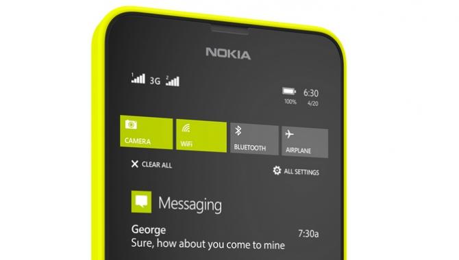 Fjern alle notifikationer fra din Windows Phone i én bevægelse [TIP]