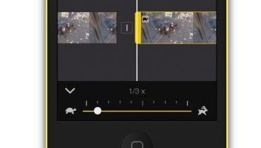 Få slowmotion i dine videoer med iMovie til iOS [TIP]