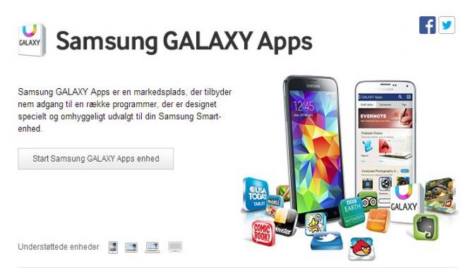 Samsung opdaterer egen app store og vil ud af Google Play skyggen