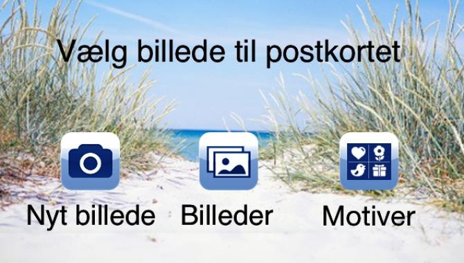På ferie? Send et postkort med mobilen [TIP]