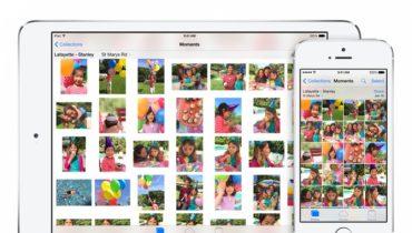 Apple vil bruge iCloud til dit samlede fotobibliotek med iOS 8