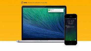 Notifyr sender dine iPhone notifikationer over til din Macbook [TIP]