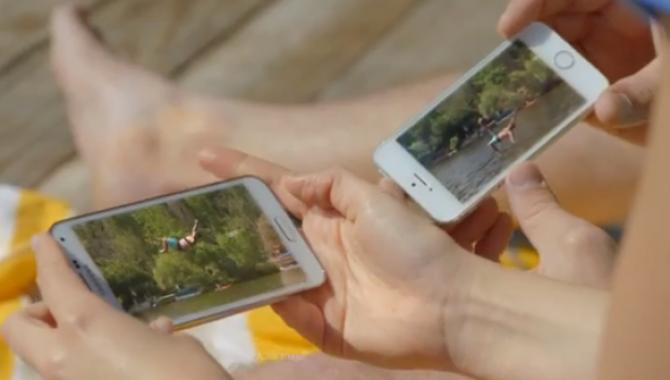 Samsung langer ud efter kameraet på iPhone