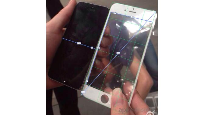 """iPhone 6 dukker nu op med 5.1"""" skærm"""
