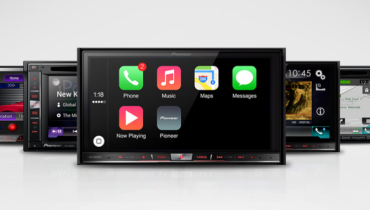 Pioneer snart klar med CarPlay integration