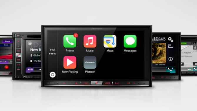 Pioneer snart klar med CarPlay integration