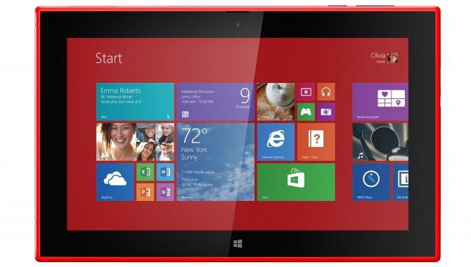 Nokia Lumia 2520 anmeldelse – lækker Lumia i stort format [TEST]