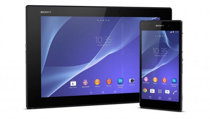Sony Xperia Z2 bliver forsinket, Z2 Tablet til tiden