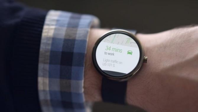 Google Wear: Søgegiganten genopfinder smart-uret