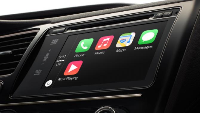 Apple præsenterer CarPlay – iOS integration til bilen
