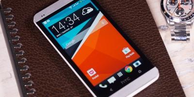 HTC One Dual SIM anmeldelse: Skræddersyet til businessklassen