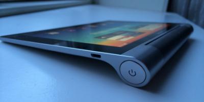 Lenovo Yoga 8 test: Stilfuld tablet til billige penge