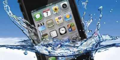 Tip: Når mobilen får vand