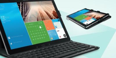 Logitech laver komplet keyboard med etui til Galaxy Note og Tab Pro