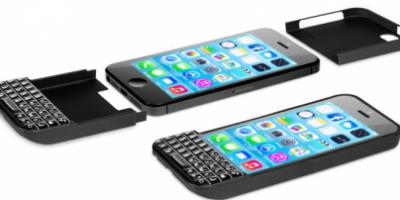 BlackBerry sagsøger iPhone keyboard producent Typo