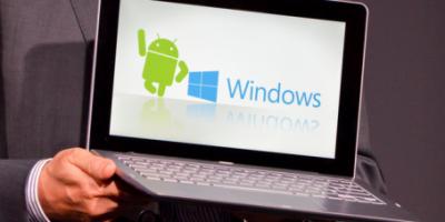 Intel vil kombinere Android og Windows