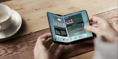 Samsung er også interesseret i foldbare tablets