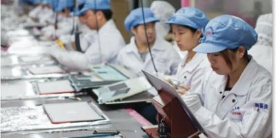 Arbejdsforhold på Apple fabrik væsentligt forbedret