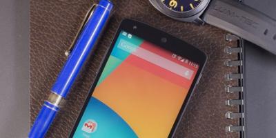 LG Nexus 5 anmeldelse: Den venligste Android [MOBILTEST]