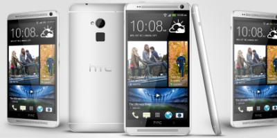 HTC One Max – eneren har fået vokseværk (mobiltest)