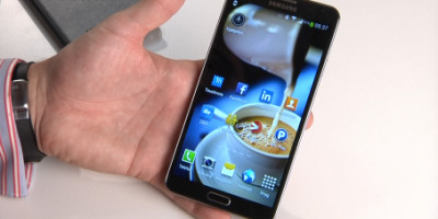Samsung Galaxy Note 3 – stor gennemgang