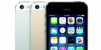 iPhone 5S og 5C sælges i Danmark fra 25. oktober