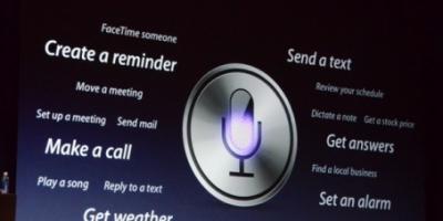 Mød stemmen bag Siri