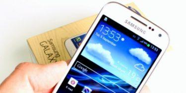 Samsung Galaxy S4 Mini – lille og vågen (mobiltest)