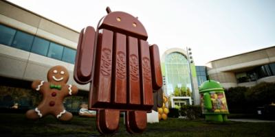 Android 4.4 får navnet KitKat