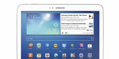 Samsung Galaxy Tab 3 – skuffende langsom (produkttest)