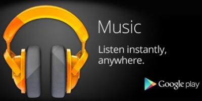 Google Play Music kommer til ni europæiske lande