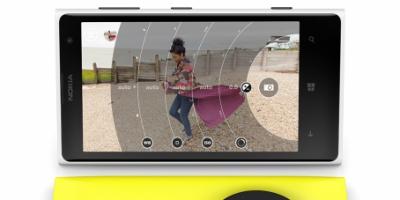 Nokia Lumia 1020 med 41 megapixels kamera er nu en realitet