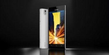 Huawei Ascend P2 – urimelig hurtig 4G-smartphone (mobiltest)