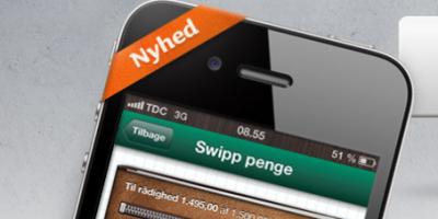 Swipp er en ny Mobilepay konkurrent