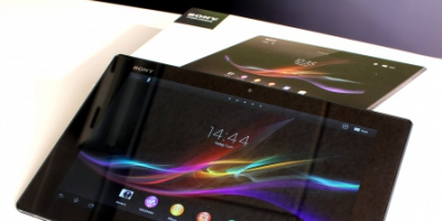 Sony Xperia Tablet Z – super lækker Android-tablet (produkttest)