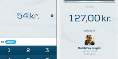 MobilePay er downloadet 100.000 gange