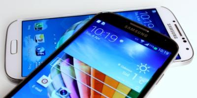 Samsung Galaxy S4 – den sidste finish mangler (mobiltest)