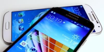 Mobilsiden.dk har haft besøg af Samsung Galaxy S 4