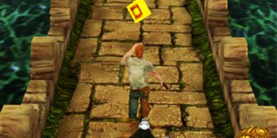 Temple Run og Ruzzle m.f. klar til Windows Phone