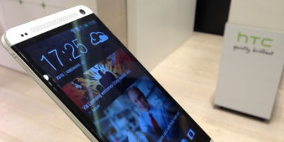HTC One er brugernes favorit