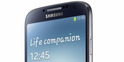 Det første kig på Samsung Galaxy S4