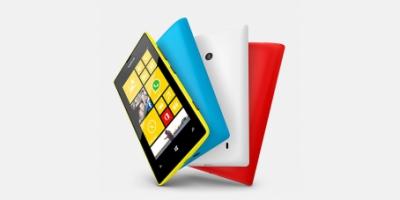Nokia Lumia 520 – billigste Lumia-model