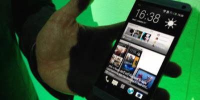 Intet dansk indhold i HTC Blinkfeed