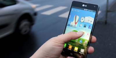 LG Optimus G – en smartphone med G-kraft (mobiltest)
