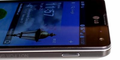 LG presser prisen på Optimus G ned