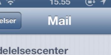 Sådan får du mere ud af din mail på iPhone