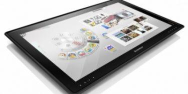 """Se Lenovos 27-tommer """"hjemmetablet"""" i aktion"""