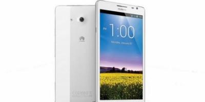 CES: Her er alt om den nye Huawei Ascend Mate